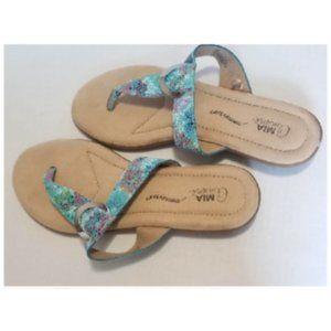 MIA Amore Hana Thong Sandals Sz 10